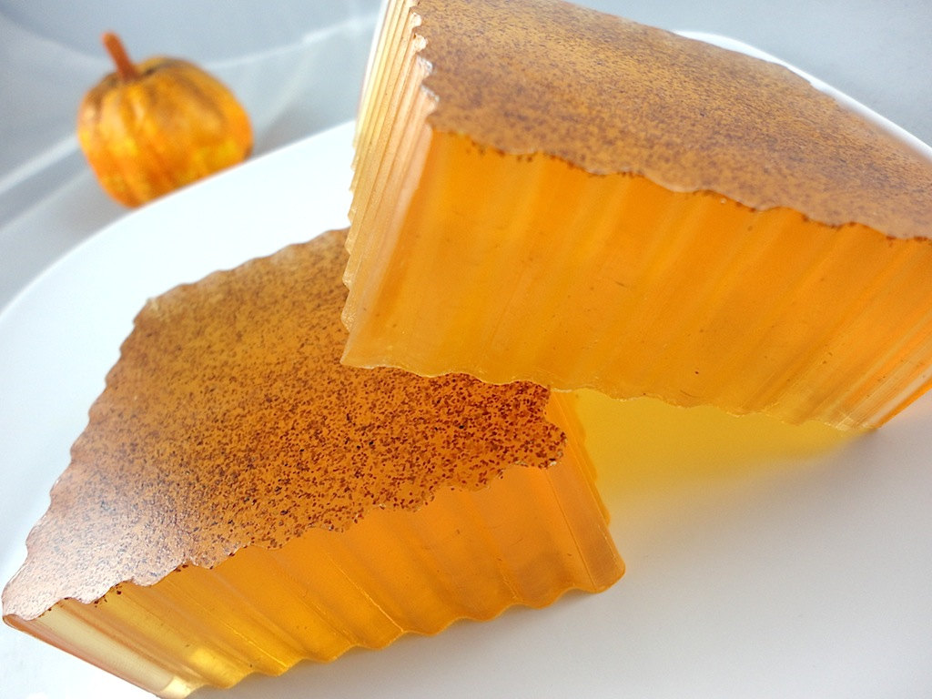 Pumpkin soap pumpkin pie spice limited edition on luulla for Fall soap scents